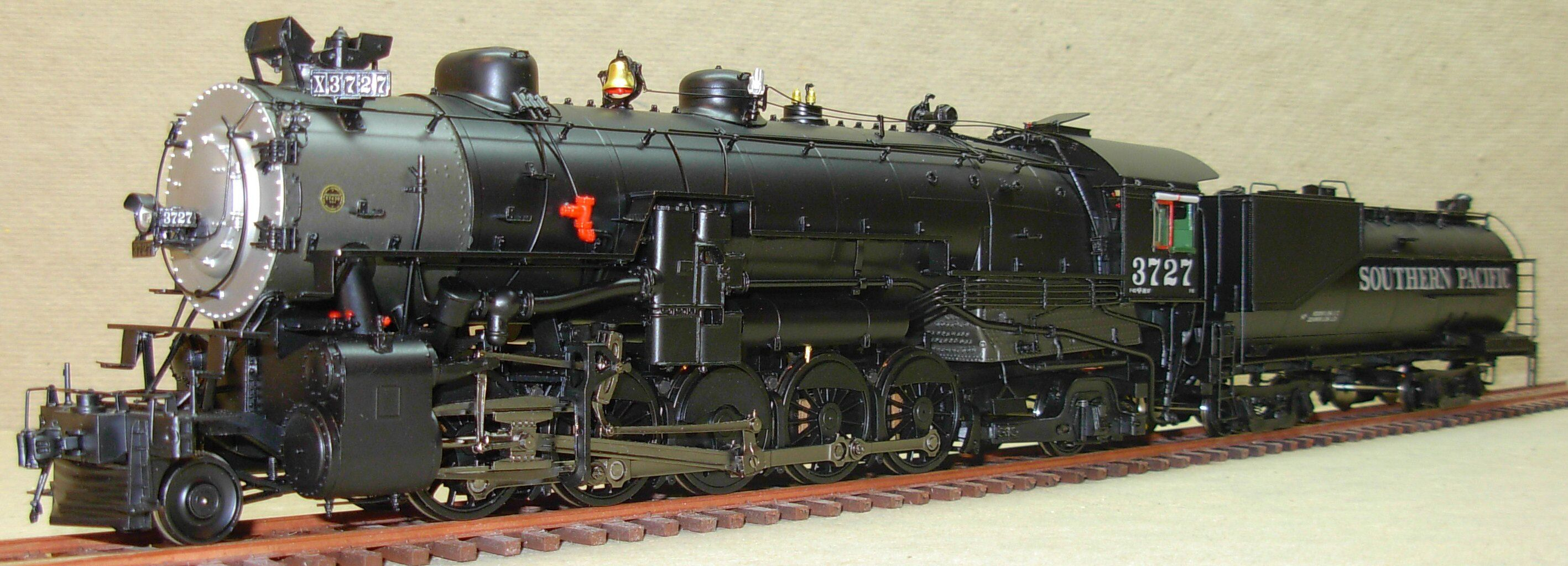 how to build a steam locomotive from scratch